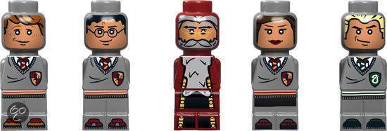 LEGO Spel Harry Potter Zweinstein - 3862