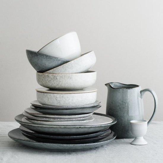 Broste Copenhagen Nordic Sand Schaal + Deksel à 17 cm