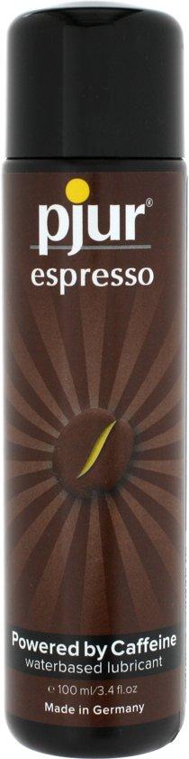 Pjur Espresso - 100 ml - Glijmiddel