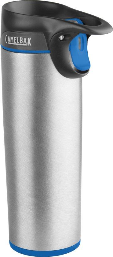 CamelBak - Forge Vacuum - 500 ml - Blue steel/zilver - Bidon/drinkfles