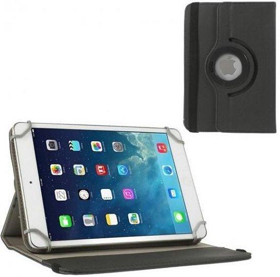 Samsung Galaxy Tab3 7.0 SM-T210 draaibare hoes zwart in Taarlo