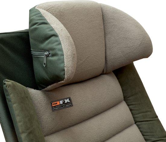 Groovy Bol Com Fox Fx Super Deluxe Recliner Stoel Visstoel Machost Co Dining Chair Design Ideas Machostcouk
