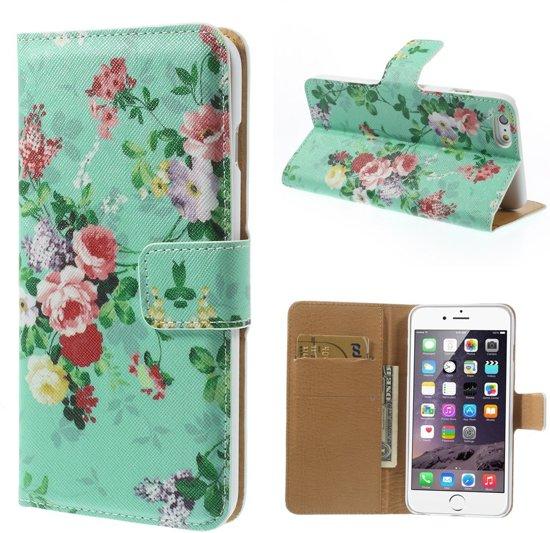 | Shop4 iPhone 6s Plus Wallet Case Hoesje