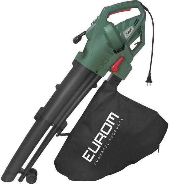Eurom Gardencleaner 3000 Elektrische bladblazer 3000W | Bladzuiger 3-in-1