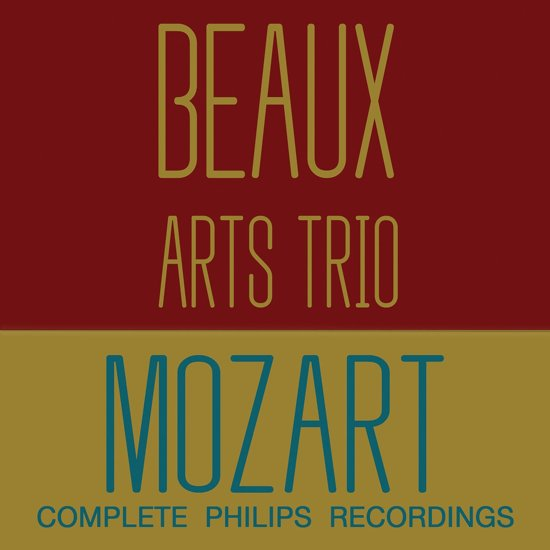 Mozart: Complete Piano Trios (Limited Edition)