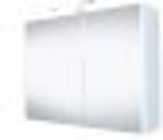 bol.com   Spiegelkast Happy 80x60x18cm MDF Hoogglans Wit LED ...