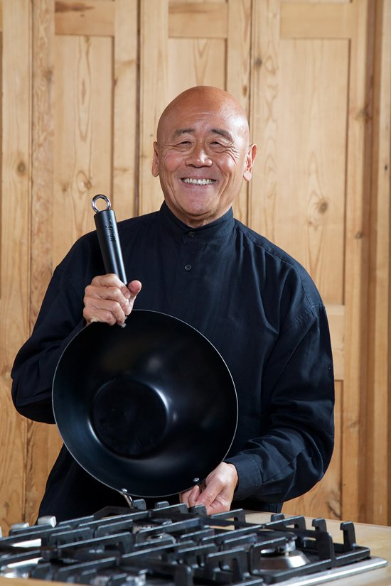 Ken Hom Performance Wok à 32 cm - 4-delig