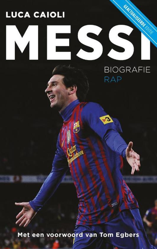 Boek cover Messi van Luca Caioli (Paperback)
