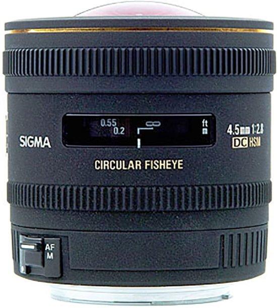 Sigma 4.5mm F/2.8 EX DC HSM Fisheye circ. Pentax