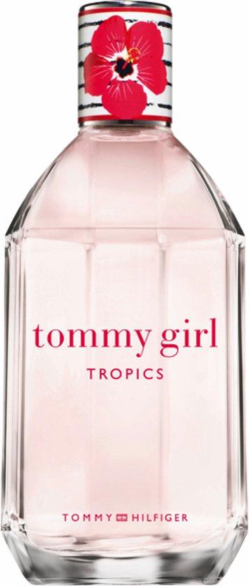 Tommy Hilfiger Tommy Girl Tropics - 100 ml - Eau de toilette - for Women