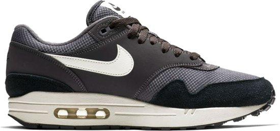 41 Heren Maat Nike Sneakers wit Zwart Air 1 grijs Max Zgw1gz