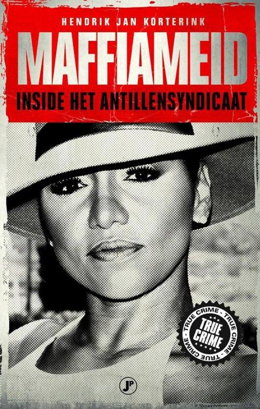 Boek cover Maffiameid van Hendrik Jan Korterink (Paperback)
