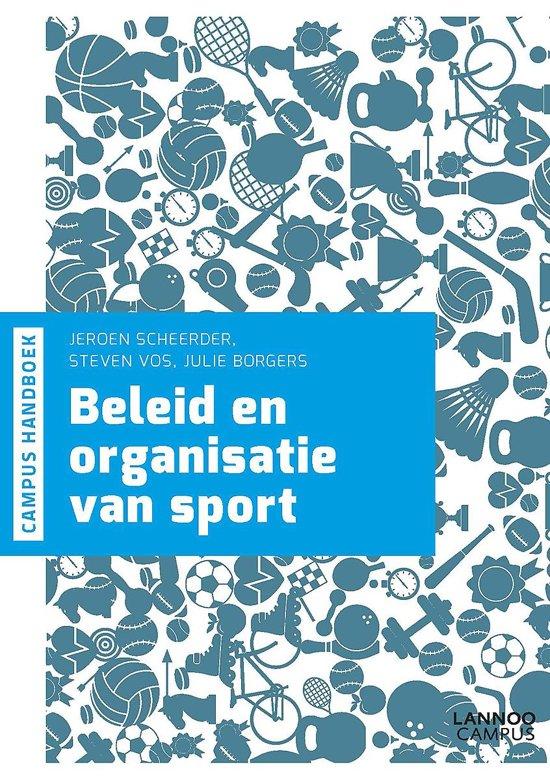 Campus handboek - Beleid en organisatie van sport