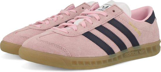 adidas hamburg dames roze
