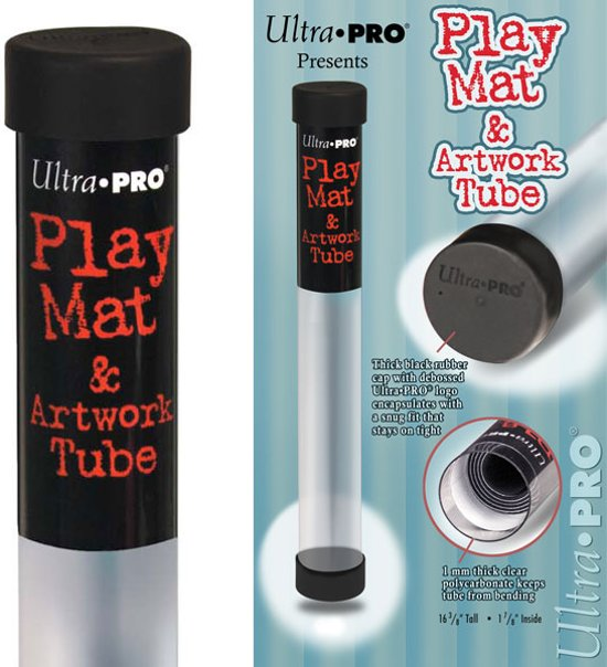 PLAYMAT & Artwork Tube C20