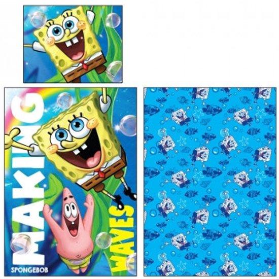 SpongeBob dekbedovertrek - 140x200 cm