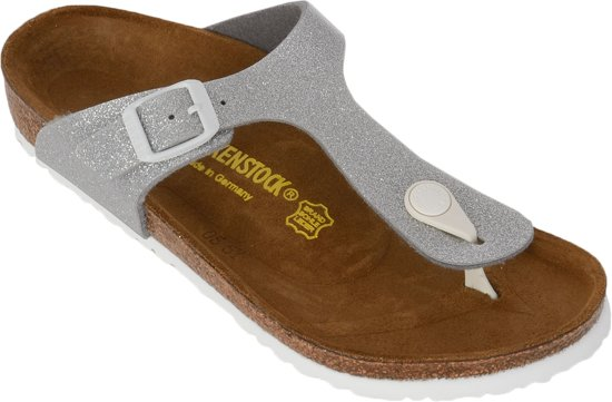 Birkenstock Gizeh - Slippers - Magic Galaxy Silver - Smal - Maat 36
