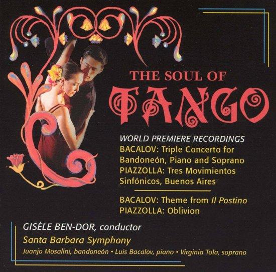 The Soul Of Tango - Bandoneon Concerto