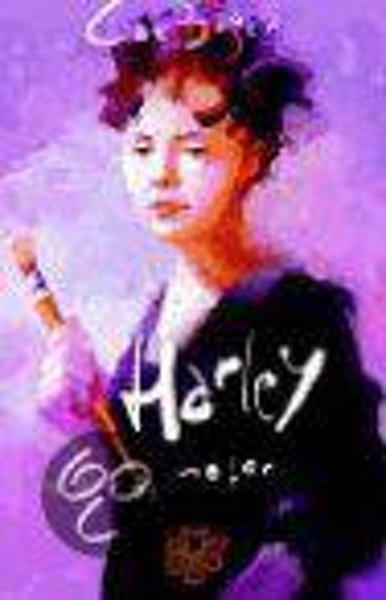 Cover van het boek 'Harley, niet de motor' van Cat Bauer