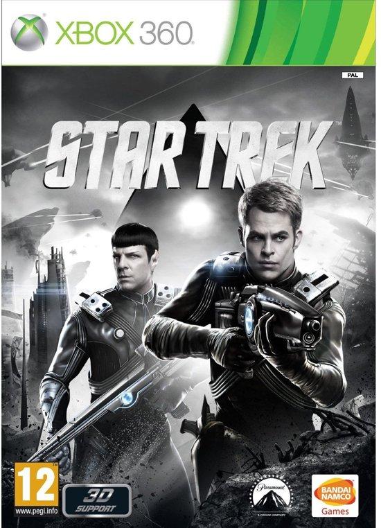 Namco Bandai Games Star Trek, Xbox 360 Basis PlayStation 3 Engels video-game