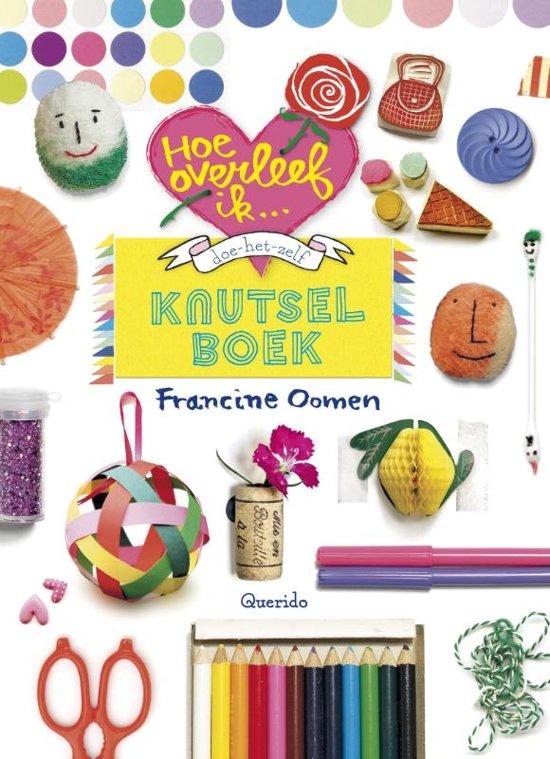 Bedwelming bol.com   Hoe overleef ik... doe-het-zelf knutselboek, Francine #FW04