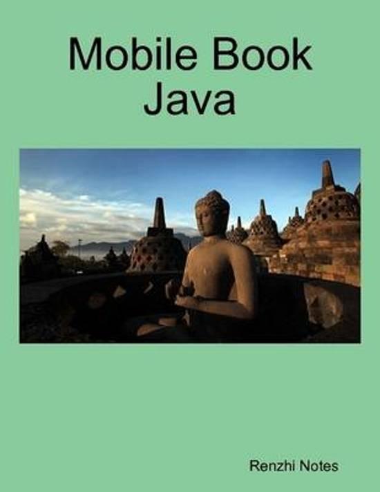 Mobile Book Java