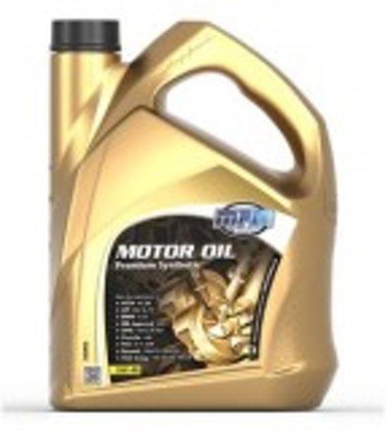 Motorolie 5w40 volledig synthetisch 5 liter
