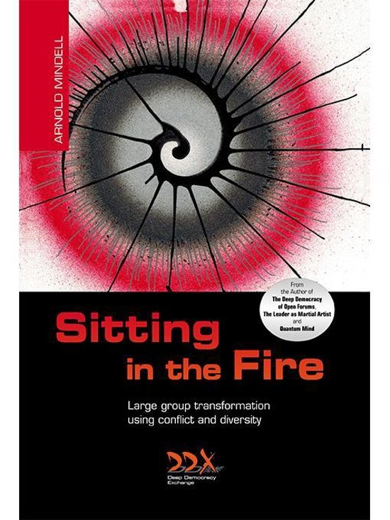 Sitting In The Fire: Large Group Transformation Using Conflict and Diversity