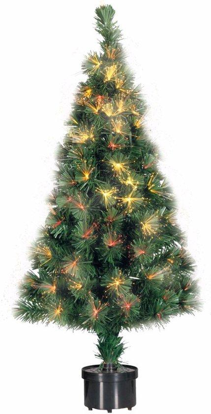 bol.com | Kunst kerstboom met fiber licht 60 cm
