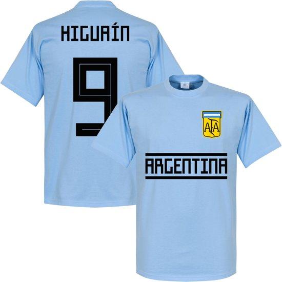 Argentinië Higuain Team T-Shirt - XS
