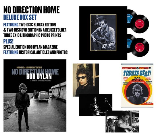 No Direction Home: Bob Dylan (Ltd.1