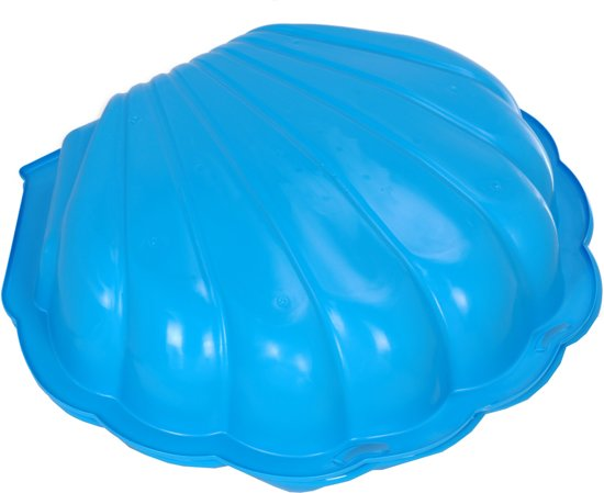 Zandbak Schelp - 2-Delig - 102 cm