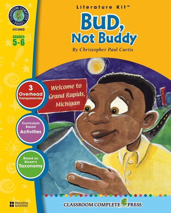 Bud, Not Buddy - Literature Kit Gr. 5-6