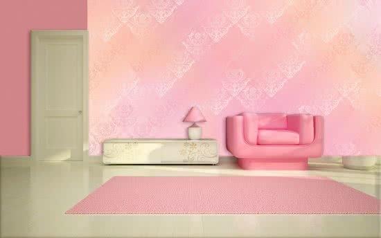 Poster | Roze | 104 x 70,5 cm