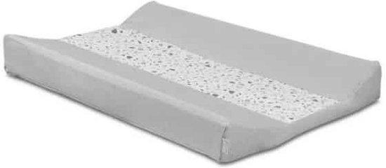 Jollein Waskussenhoes Tiny Waffle Soft Grey 50x70cm