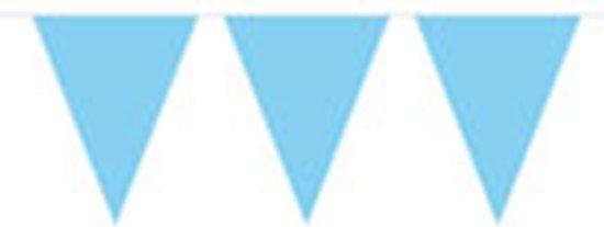 Vlaggenlijn Baby Blauw 10M (1ST)