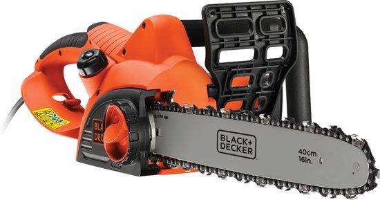 BLACK+DECKER - CS2040-QS - Kettingzaag met 40cm zwaard - 2000W