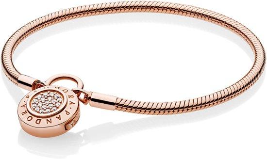 f4cca607f Pandora Moments 925 Sterling Zilveren Armband 589975CZ-20 (Lengte: 20.00 cm)