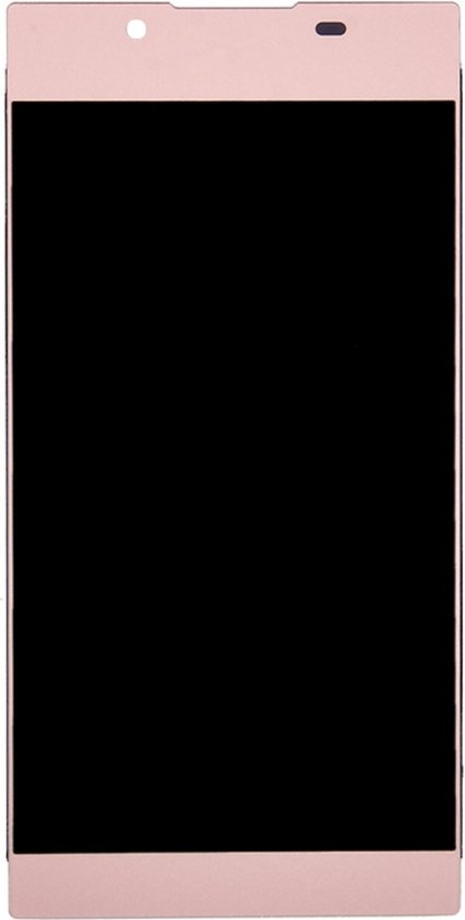 Let op type!! LCD Screen and Digitizer Full Assembly for Sony Xperia L1 (Pink)