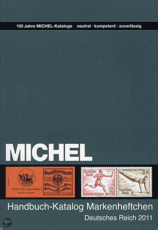Michel Handbuch-Katalog Markenheftchen