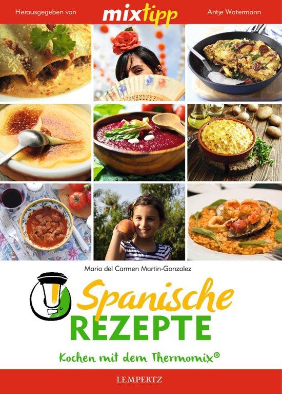 Bolcom Mixtipp Spanische Rezepte Ebook Maria Del Carmen