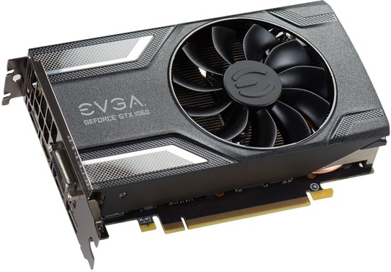EVGA GeForce GTX 1060 3GB SC