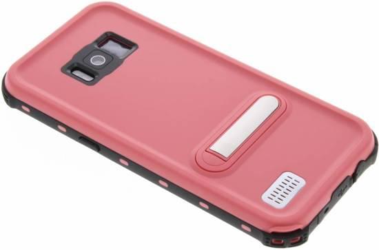 Point Rose Boîtier Étanche Pour Samsung Galaxy S8 hGU4bF