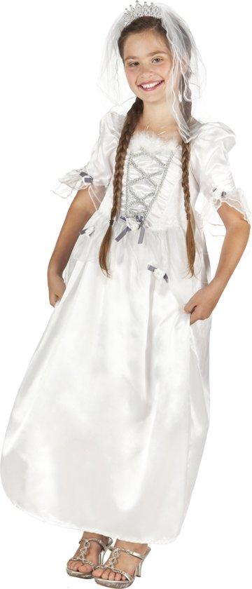 witte jurk meisje