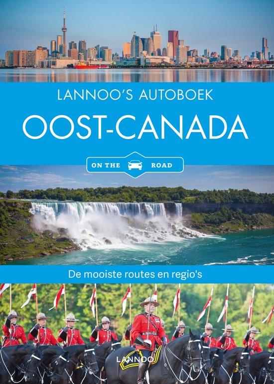 Lannoo's autoboek Oost Canada