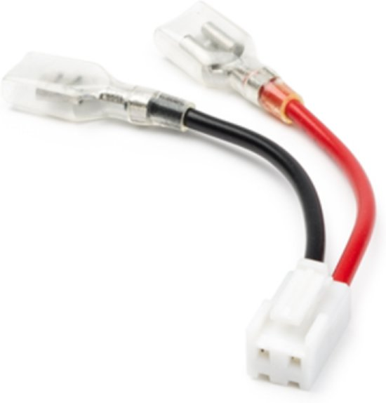 Connector for BSE Emergency lighting battery to Van Lien/Blessing