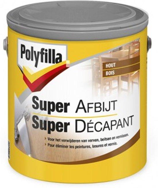 Polyfilla Super Afbijt 2,5 L