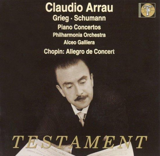 Piano Concertos In A Minor('58 &'57