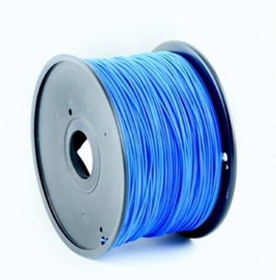 Gembird3 3DP-ABS3-01-B - Filament ABS, 3 mm, blauw