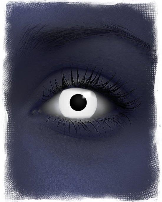 b202176d9b6749 Witte contactlenzen  UV White  maandlenzen